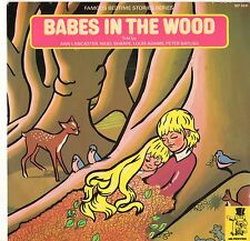 """Babes In The Wood - 7"""" Ep 1974"""