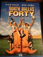 North Dallas Forty NICK NOLTE Mac Davis BO SVENSON Charles Durning DVD excellent