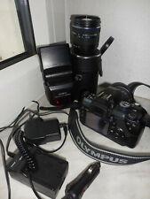Kamera Olympus E-520+ 2x Objektiv +Zubehörpaket ABSOLUT TOP