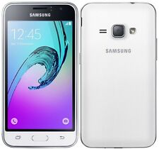 Brand New Samsung Galaxy J1 Mini (2016) DUAL SIM 8GB SMARTPHONE j105h / DS-Bianco