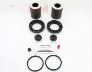 Pour Lancia Flavia 2012-14 Avant Kit Réparation Étrier Frein + Pistons