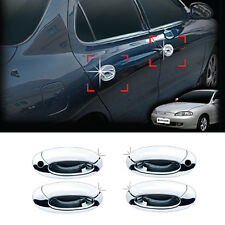 Chrome Door Catch Handle Molding Cover Garnish for HYUNDAI 1996-2001 Elantra