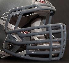 *CUSTOM* DALLAS COWBOYS Riddell SPEED Football Helmet Facemask - GRAY