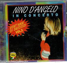 1/161 Nino D'Angelo in concerto - vent'anni di successi vol.2