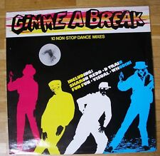 VARIOUS ARTISTS Gimme A Break LP/GER Gimmick-Cover