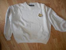 NBA Finals 2002 sweatshirt gear for sports XL LAKERS