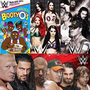 WWE Cotton Beach Bath Towel Dean Ambrose Roman Reigns Daniel Bryan John Cena