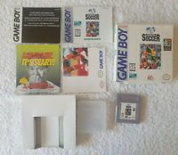 Nintendo Gameboy GB - FIFA International Soccer - Complete