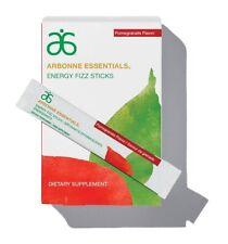 ARBONNE Energy Fizz Sticks - Pomegranate #2079 30 STICK PACKS - NEW FREESHIP