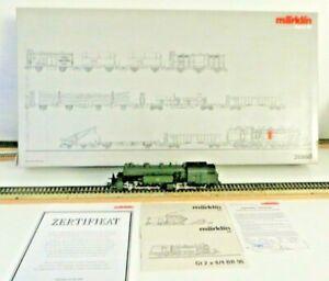 Märklin 26960 H0 Bavarian Freight Train With Mallet 12-teilig Digital #09 IN Ob