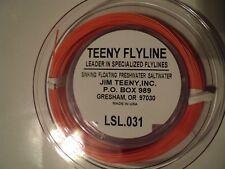 1- Spool Teeny Lsl.031 Shooting Line (Nip)