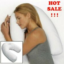 Sleeper Neck And Back Pillow Side Sleeping Sleeper Pro Therapeutic Solid Pillow