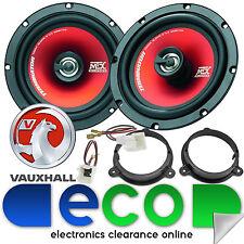 Vauxhall Vivaro 2016 MTX 16 CM 6,5 POLLICI 480 WATT 2 VIE PORTA ANTERIORE VAN oratori