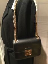 b9550e3d5d4f MICHAEL KORS Black Sloan Editor Chain Shoulder Bag RRP £350 BNWT