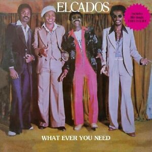 ELCADOS - What Ever You Need - CD 1979 PMG