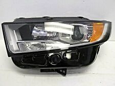 2015-2017 FORD EDGE LH DRIVER'S SIDE HID XENON HEAD LIGHT OEM# FT4B-13W030-B