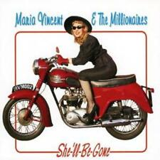 Maria Vincent And The Millionaires : She'll Be Gone CD (2007) ***NEW***