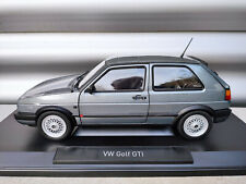 VW Golf 2 GTI grau grey metallic 188442 Norev 1:18 NEW