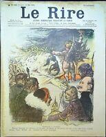 Le RIRE N° 340 du 11  Mai 1901 - hommage a DAUMIER