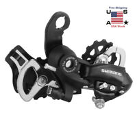 Shimano Tourney RD-TX35 6/7/8/21/24 Speed Bicycle Direct Mount Rear Derailleur P