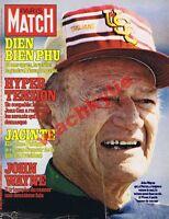 Paris Match n°1557 du 30/03/1979 John Wayne Einstein Dien Bien Phu