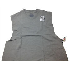 Fruit of the Loom Men's Tagless Sleeveless Muscle Athletic Tee Shirt, so