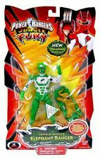 Power Rangers Jungle Fury Jungle Master Elephant Ranger Action Figure