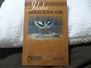 Idaho wildlife viewing guide