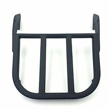 Sissy Bar Luggage Rack Fit Honda Shadow Steed VLX600 99-07/Spirit 750 01-08 Blac