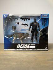 """Hasbro G.I. Joe Classified Series Snake Eyes and Timber: Alpha Commandos 6"""". MIB"""