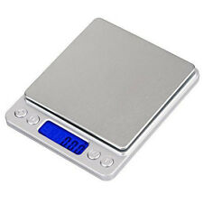 500g x 0.01g Digital Pocket Gram Scale Jewelry Weight Electronic Balance Scale K