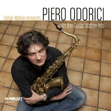 PIERO WITH THE CEDAR WALTON TRIO ODORICI - Piero Odorici With the Cedar Walto...