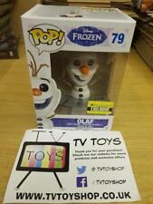 FUNKO POP! Disney Frozen Olaf 79 EE Exclusive vinyl figure new/boxed