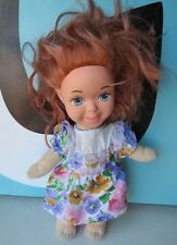 The Flintstones Amblin Pebbles Baby Doll 13""
