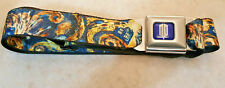 Original Buckle Down Buckle-Up with Buckle-Down Multi-Colored Belt- Made in Usa