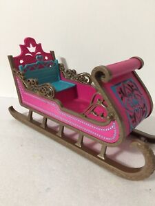 Disney Frozen Sleigh Majestic Sleigh 2014 Replacement