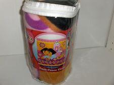 Dora With Boots`Polar Fleece Throw Blanket`50 x 60`Very Soft & Warm->New-Free US