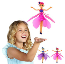 Magic Flying Fairy Magic Infrared Induction Princess Doll Gift Girls Toys  USA