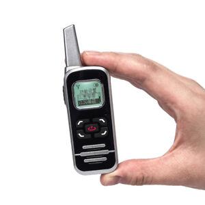 2 way radio SALE Black M6P two way radio128 CH 400-520mhz mini walkie talkie