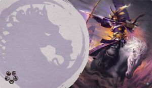 Legend of the Five Rings Mistress of the Five Winds Clan Playmat