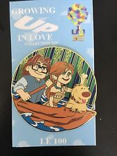 Disney Pin Growing Up in Love Collection Carl and Ellie Dug Pocahontas