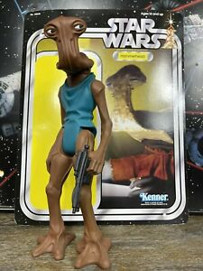 "Star Wars Gentle Giant Jumbo 12"" Kenner Hammerhead Momaw Nadon 2012, Marvel #14"