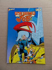 Dynamo Joe 6 . First 1987 - VF - minus