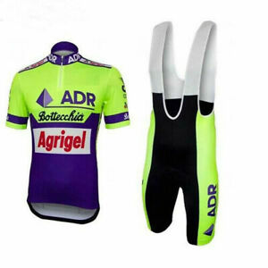 ADR AGRIGEL BOTTECCHIA Cycling Jersey and  Bib Short Set