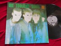 Die Tödliche Doris – Unser Debut  Ata Tak – WR 33 1985 Vinyl/Cover:very good