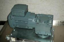 Sew Eurodrive Gearbox Gear Reducer Motor WF30DRS71M4/TH 3/4 HP - NOS