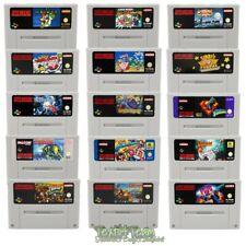 ?Super Nintendo ? SNES Spiel aus Sammlung aussuchen auswählen Spiele Mario Zelda