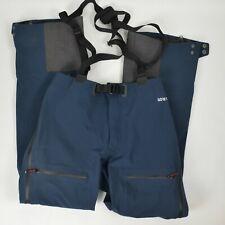 THE NORTH FACE Men's L5 Goretex Pro Full Zip SKI PANTS / Blue S
