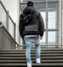 Supreme Champion PullOver Parka Black Small *RARE* *IN HAND* Brand-New