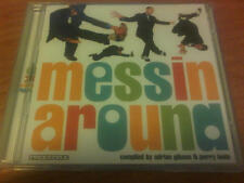 2 CD VARIOUS MESSIN AROUND FIVE FREESTYLE FSRCD035 UK PS 2007